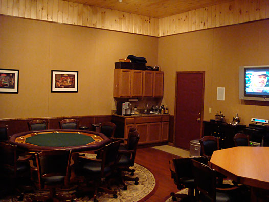 What Would You Need Want For A Premium Home Poker Room