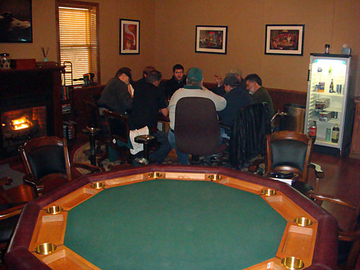 Rochester poker games
